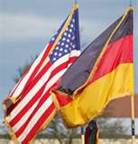 American and German flags by ...
